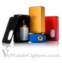 Squonker Mods