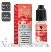Apple Diamond Mist 10ml E Juice
