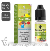 Fruit Mix Diamond Mist 10ml E Juice