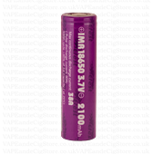 Efest IMR 18650 2100mah 38 Amp Flat Top Battery