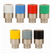Stainless And Acrylic Drip Tips