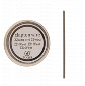 Clapton Kanthal Wire 5 Meters