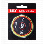 UD 316L Stainless Steel Wire 30ft Spool
