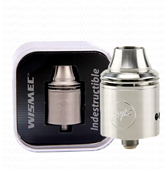 Indestructible With Cloud Cap RDA by Wismec and JayBo Designs
