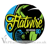 Nichrome 80 Flat by Flatwire UK