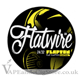 Flat Clapton Kanthal Wire By Flatware UK