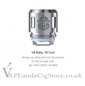 Smok TFV8 Baby T8-V8 Replacement Coils 0.15ohm