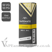 Lemonade E Liquid by Vape Mate