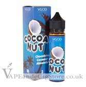 CoCoa Nut by VGod E Liquids (60ml Bottle)