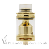 Dot Mod RTA in 24kt Gold Tank