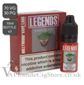 Jokes on You by Legends E Juice