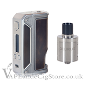 Therion BF DNA75 Squonker and RDA By Lost Vape
