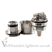 Aspire Cleito 120 RTA Dual Coil Deck System