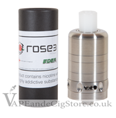 Rose 3 RTA By Eden Mods TPD 2ml Version