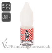 Just Jam Original E Liquids (10ml Bottle)
