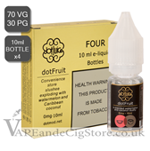Dot Fruit by Dot Mod E Liquids