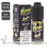 Lemon Eleven by Miami Drip Club (10ml Bottle)