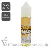 Cinnamon Milk by 5ive E Liquids (60ml Bottle)