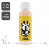Fried Custard By Nom Nomz (60ml Bottle Nic Shot)