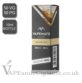 Banoffee Pie E Liquid by Vape Mate