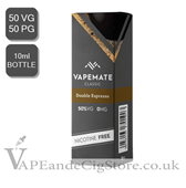 Double Espresso E Liquid by Vape Mate
