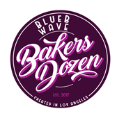 Blue Wave by Bakers Dozen Nic Shot (100ml Bottle)