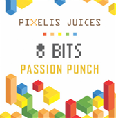 8 Bits by Pixelis Nic Shot (100ml Bottle)