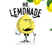 Mr Lemonade by Mr Lemonade Nic Shot (100ml Bottle)