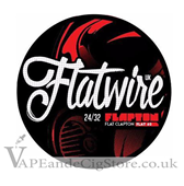 Flat Clapton Flat 60 Wire By Flatware UK