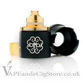 Dot Mod Petri 24mm Black
