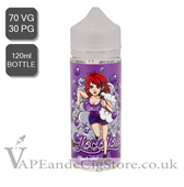 Black Cola by Loco Lola (120ml Bottle)