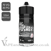 Strawberry Milkshake By MG Pushers (120ml Bottle)