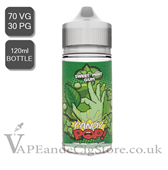 Sweet Mint Gum By Candy Pop E Liquids (120ml Bottle)