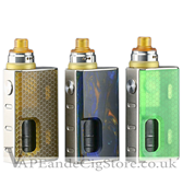 Luxotic & Tobhino Squonk Kit by Wismec & Jay Bo Designs