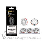 Revvo Tank Replacement Coils by Aspire