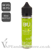 Dragon Bru by Crumbles E Liquids (60ml Bottle)
