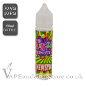 Chewstick by Mix Up E Juice (60ml Bottle)
