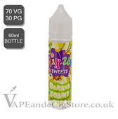 Foam Bananas by Mix Up E Juice (60ml Bottle)