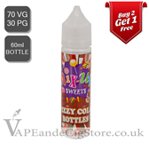 Fizzy Cola Bottles by Mix Up E Juice (60ml Bottle)
