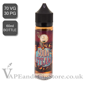 Cherryade By Soda Steam (60ml Bottle)