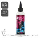 Double Dragon by Zeus Juice (100ml Bottle)