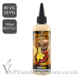 Rhubarb and Custard by Zeus Juice (100ml Bottle)