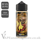 Rhubarb and Custard by Zeus Juice (120ml Bottle)