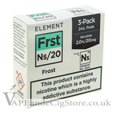 Frost Ns20 Nic Salts (3 x Pods)