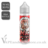 Jam Scone by Mr Wicks E Juice (60ml Bottle)