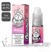 Pink Berry Nic Salt by Momo