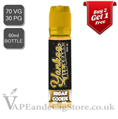 Sugar Cookie by Yankee All Stars (60ml Bottle)