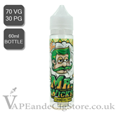 Lemon Custard by Mr Wicks E Juice (60ml Bottle)