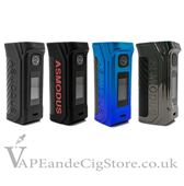Amighty 100w Mod By Asmodus (FREE 20700 Battery)