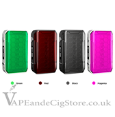 Sinuous V200 Dual Battery Mod By Wismec